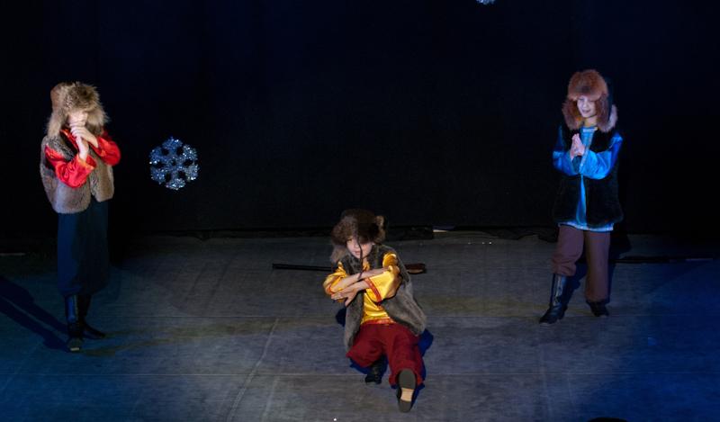 Танец Охотников