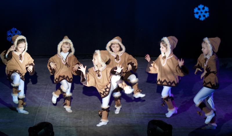 Танец эскимосов