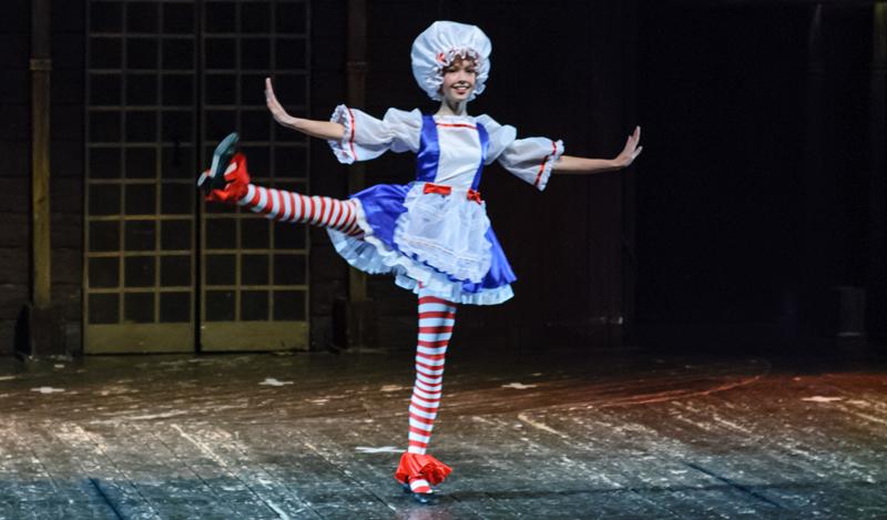 Вариация Куклы из балета Коппелия